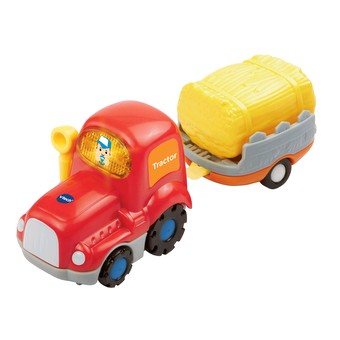 Go! Go! Smart Wheels - Tractor & Trailer